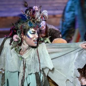 "Titania, ""A Midsummer Night's Dream"""